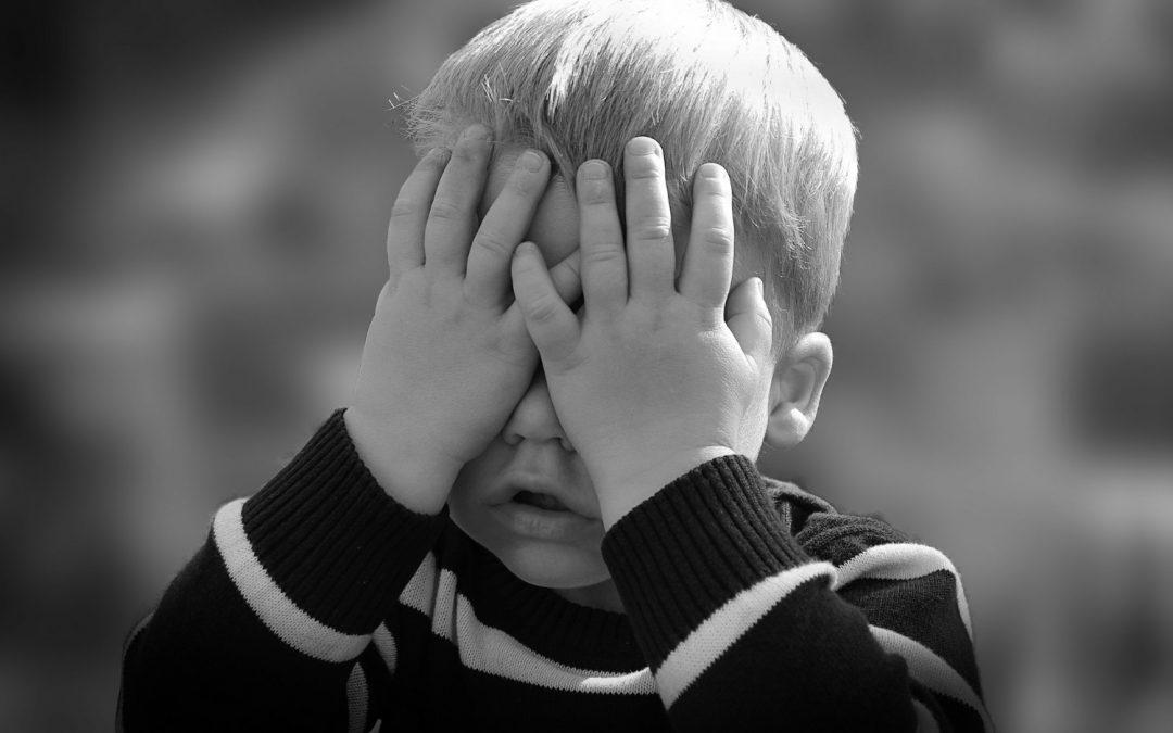 Är högkänsliga barn tankeläsare?