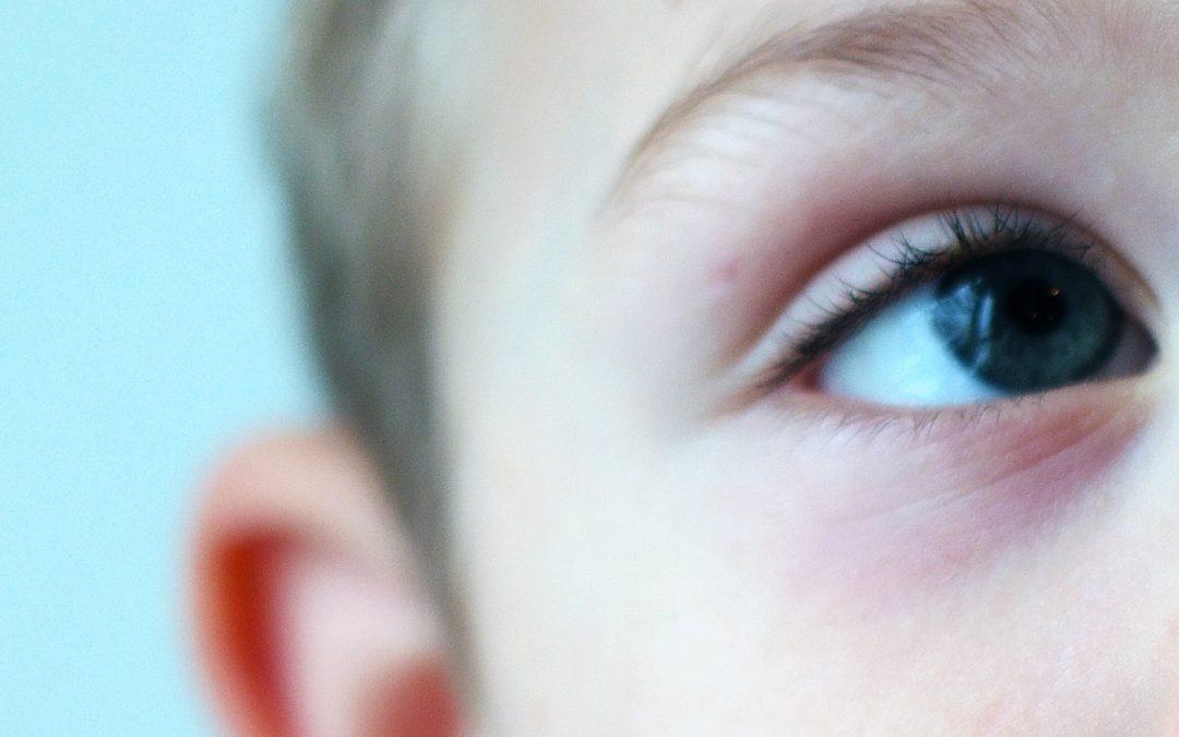 Högkänsliga barn funderar och ställer många frågor