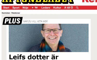Aftonbladet uppmärksammar högkänsliga barn