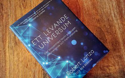 Boktips för dig som är HSP – Ett levande universum