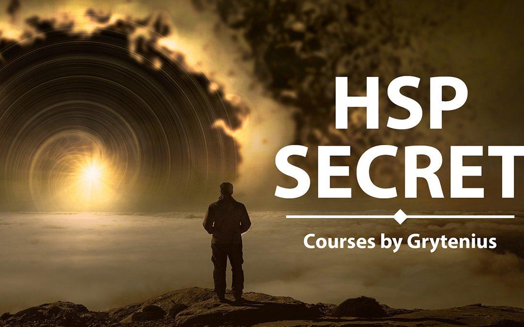HSP Secret – Gratis webbkurs för högkänsliga