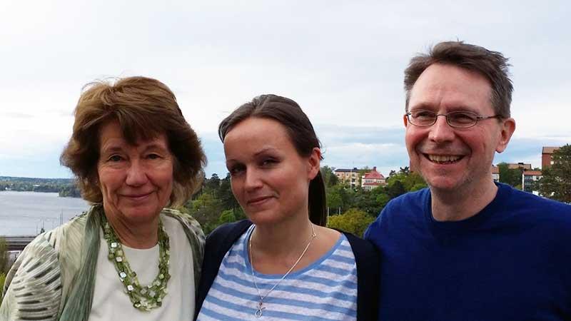 Högkänsliga barn test tack vare samarbete mellan Elaine Aron, Ane Frostad och Leif Grytenius