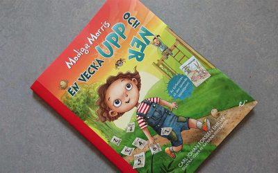 Högkänsliga barn boktips Modiga Morris