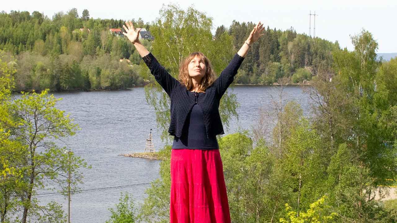 Anneli Grytenius upplever empowerment