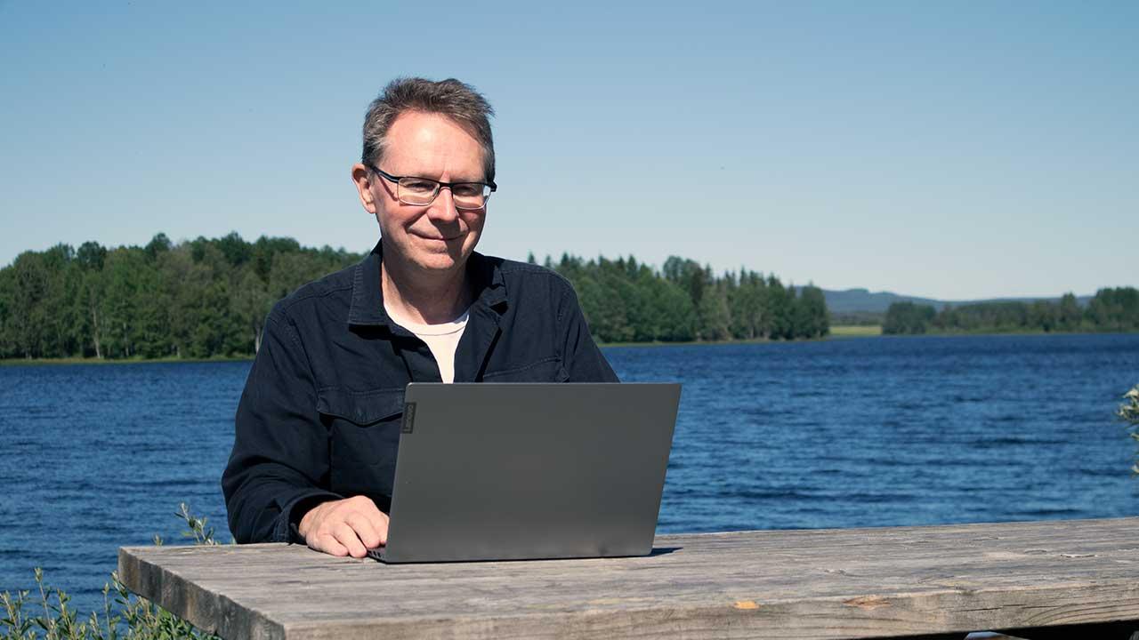 Högkänslighet i arbetslivet är temat på digitala nätverksträffar som leds av Leif Grytenius